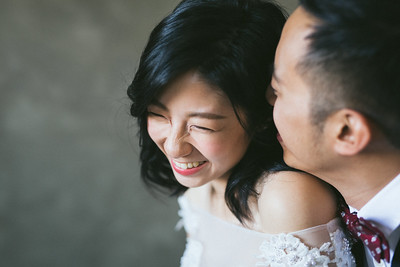 Pre-wedding | Darren + Hsun
