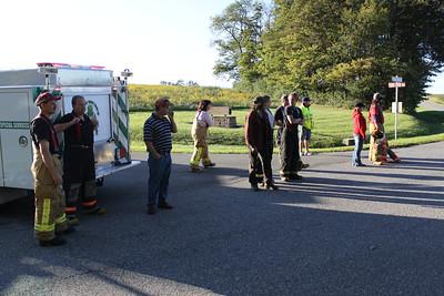Water Rescue, Tuscarora State Park, Barnesville (9-18-2011)