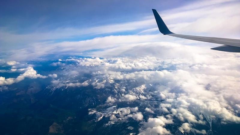 Flying to Wild Alaska - May, 2014