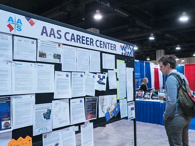AAS Booth