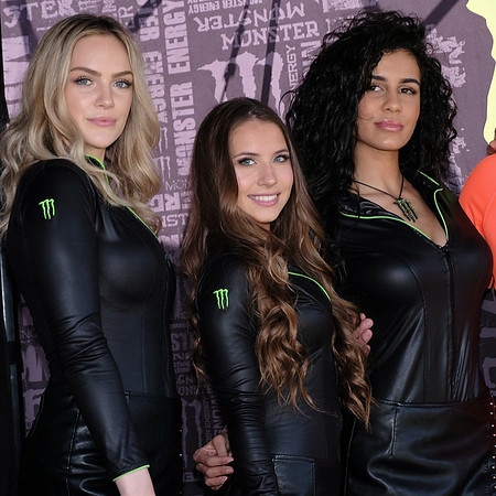 Montreal F1 Babes