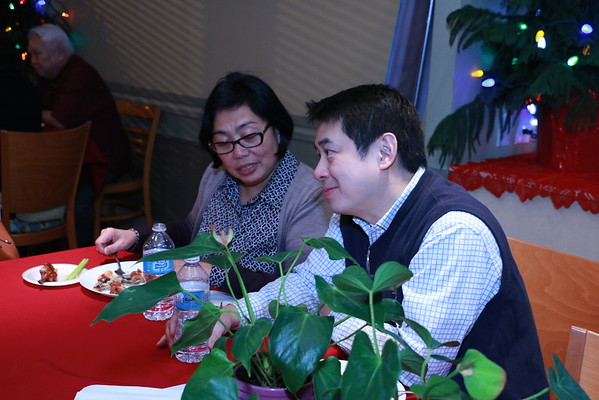 PAL Christmas Party for YYZ Travel Agents