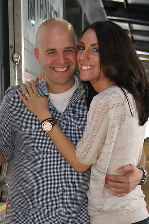 Kate and Mike are Engaged