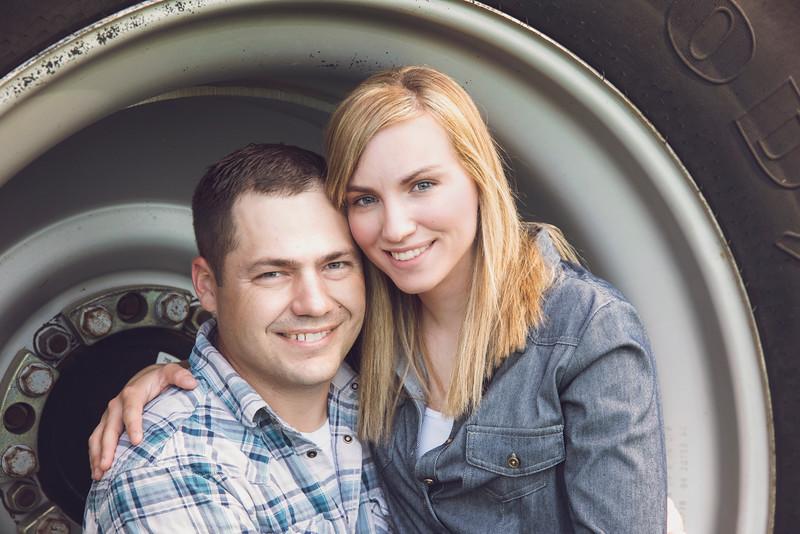 Jared & Kaitlyn Engaged 2016