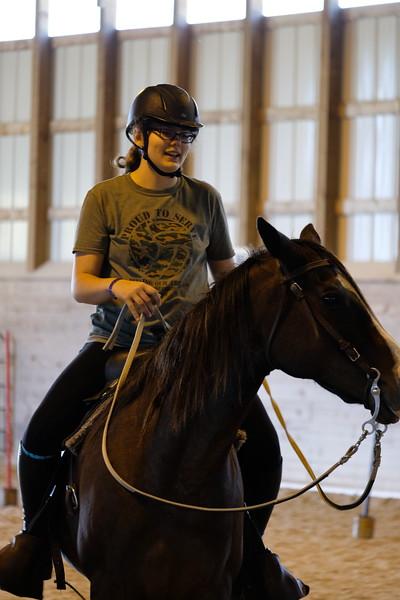 Equestrian Monday
