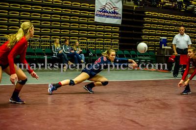 Volleyball SHS vs Alta 11-06-2015