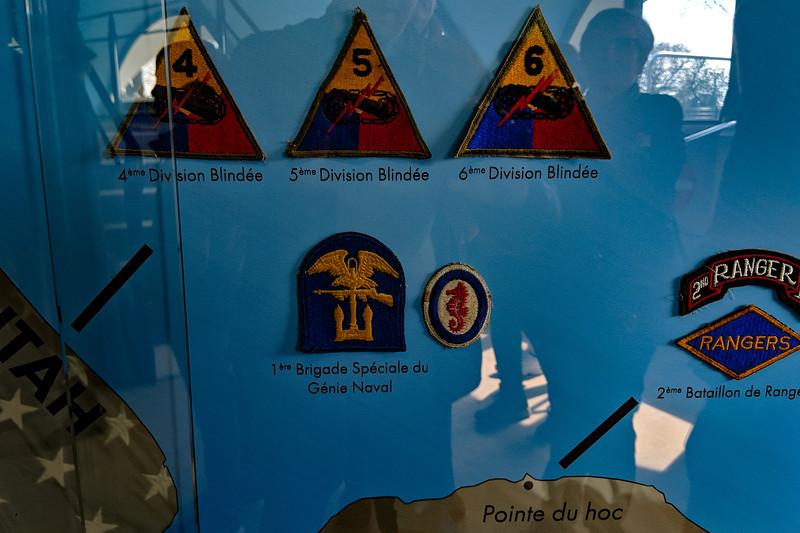 Seahorse was symbol for Engineer Special Brigade