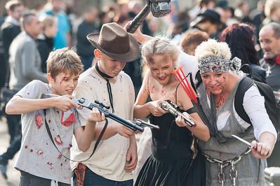 Bristol Zombie Walk