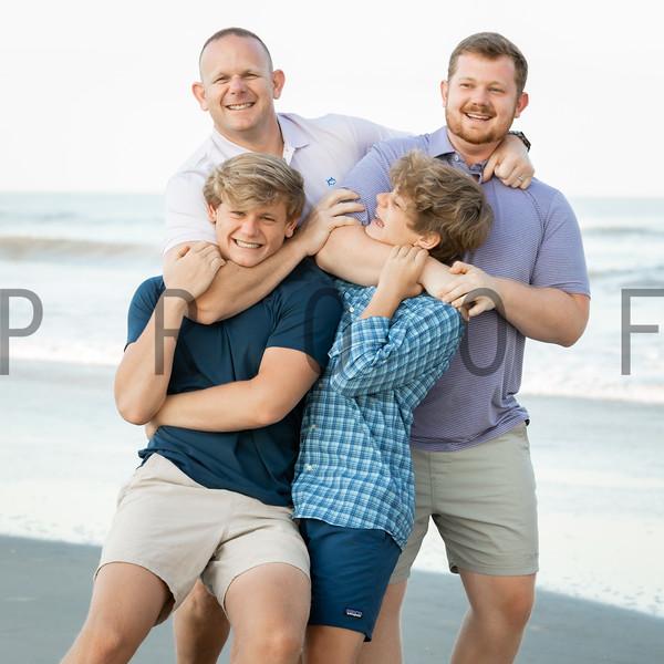 Utecht Family Beach Portraits