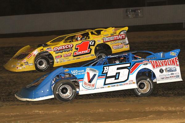 Brownstown Speedway; The Jackson 100