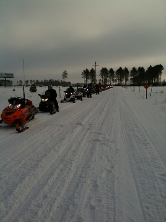Grayling Ride 2010