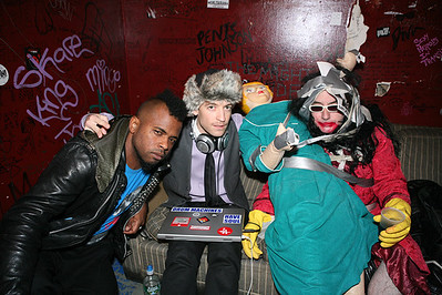 Other Music & XLR8R present: Peanut Butter Wolf (Video DJ Set), Gary Wilson, Dinowalrus, DJ Duane Harriott (Negroclash), hosted by Edan