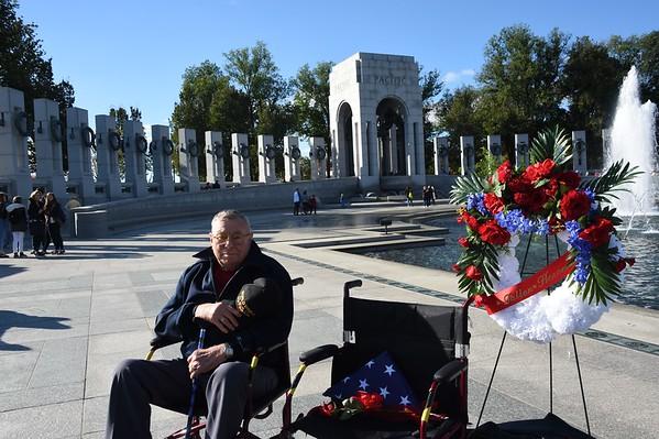 WW II Memorial Oct 18