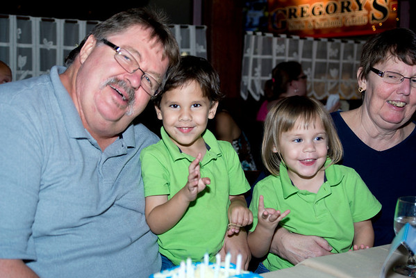 Bob's 57th Birthday September 23rd, 2012