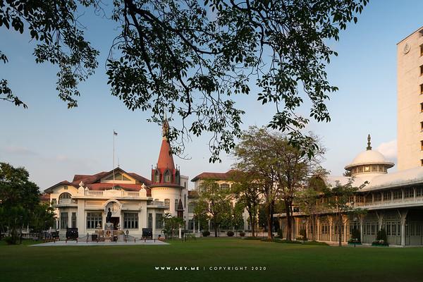 Phiman Chakri Throne Hall