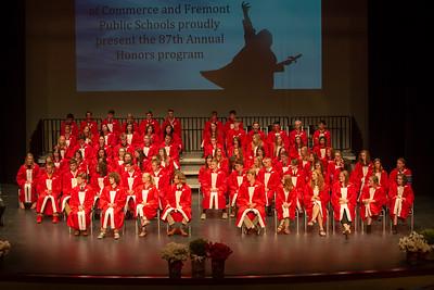 High School - 5/15/2018 87th Annual Honors Program