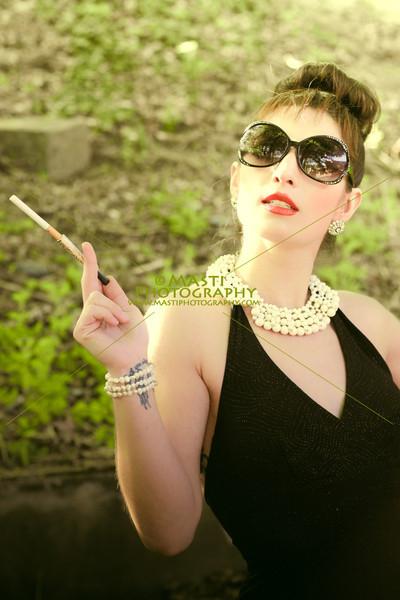 She's a bad habit…..