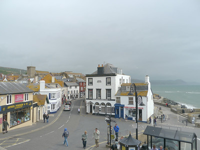Mo, 23.5.11: West Bay - Sidmouth - Exeter, 72km, 1293m, 125£