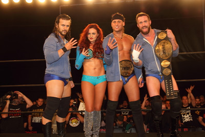 2015-05-13 ROH/NJPW: War of the Worlds Night #2 @ Philadelphia, PA