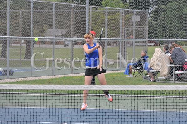09-11-14 Sports Van Wert @ DHS girls tennis