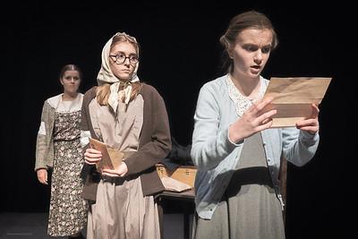 Upper School Fall Drama: Letters to Sala