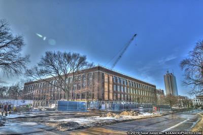 2019 - E.H. Kraus Building