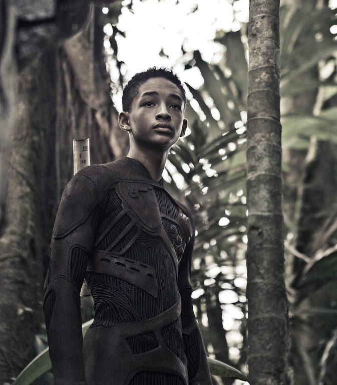 . Jaden Smith on during production of ìAfter Earth,î also starring Will Smith. Provided by Columbia Pictures.