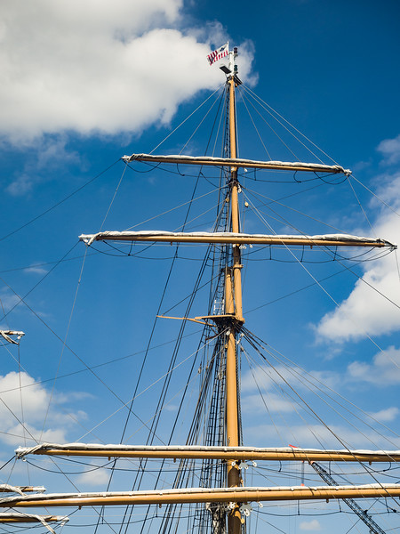 ©2015 Dennis A. Mook; All Rights Reserved; USCGC Eagle-108069.jpg