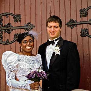 Feicia & Ben's Wedding