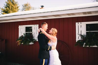 Veldkamp Wedding