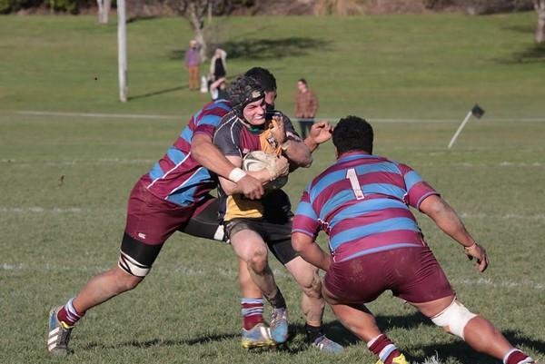 Semifinal Upper Hutt Rams (44) v Avalon (16)