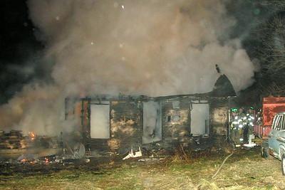 01-06-11 Conesville FD House Fire