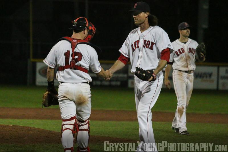 Hamilton Cardinals at Brantford Red Sox June 13, 2015