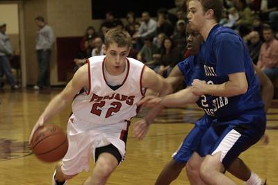 Boys' Basketball vs. CVCA