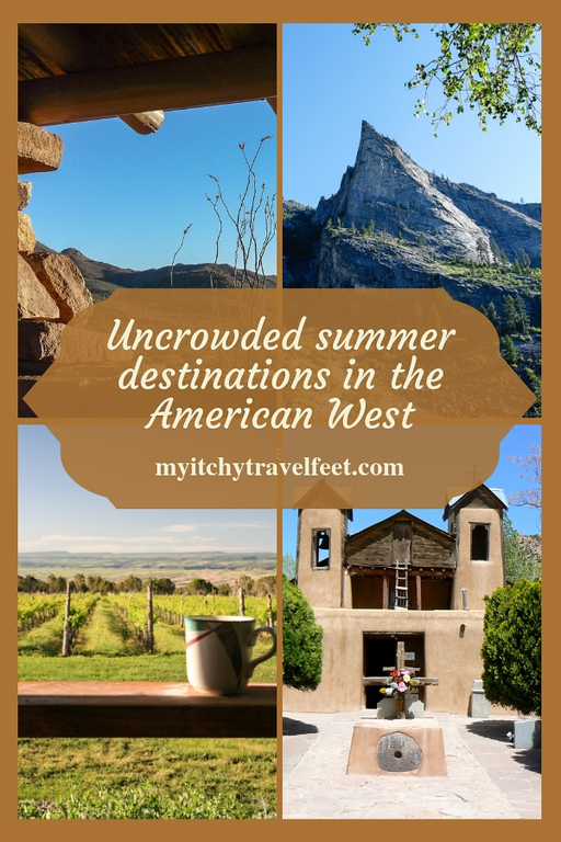 Uncrowded summer destinations in the American West