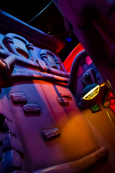Roger Rabbit's Cartoon Spin Queue