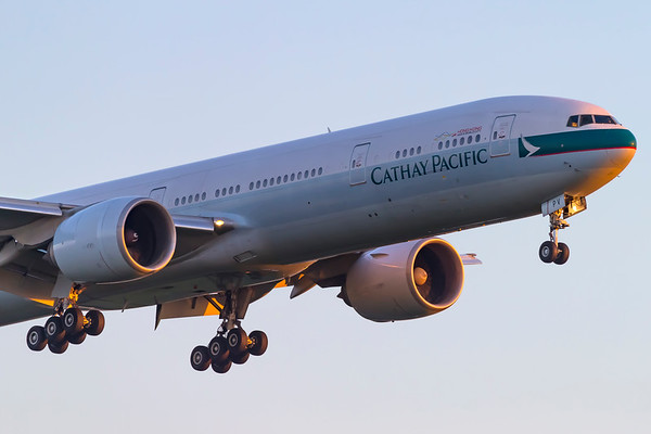 B-KPV - Boeing 777-367/ER