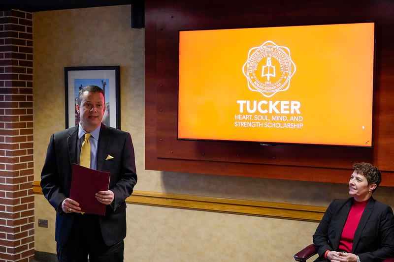 Introduction of Tucker Scholar