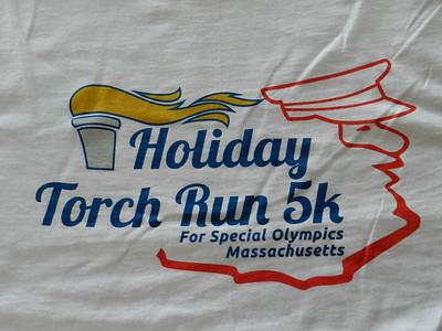 2015 Holiday Torch Run 5k