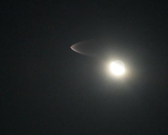 February 4, 2021: Falcon 9, Starlink-18