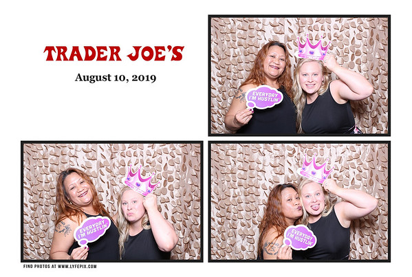 Trader Joes at the Omni Shorham in Washington DC - 08-10-19