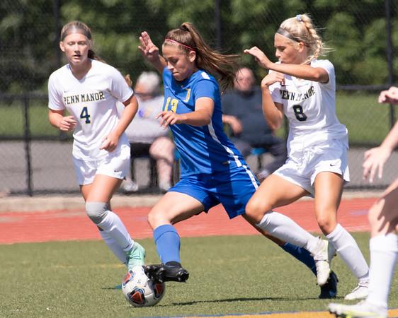 THS Girls Soccer v Penn Manor