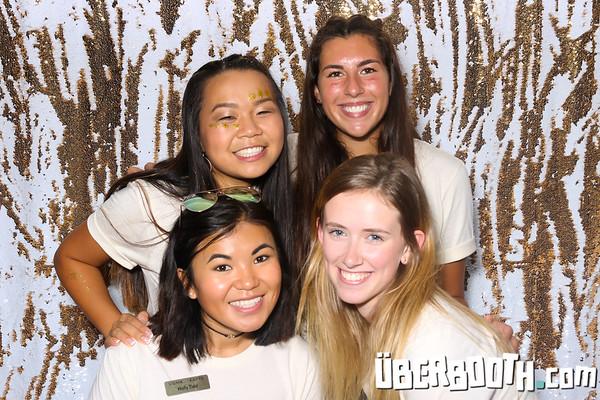 UF Sigma Kappa Bid Day 2018