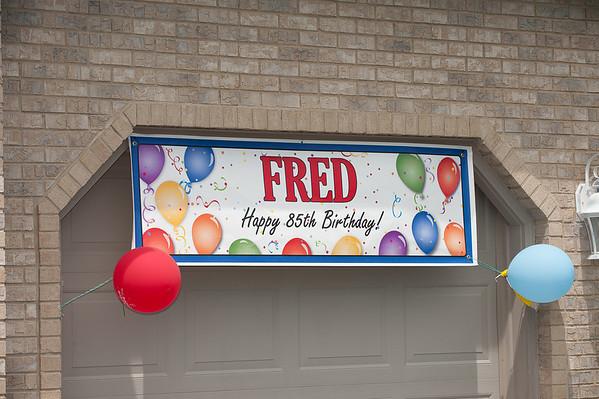 Freds 85th