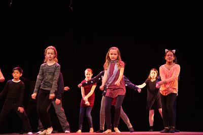 """Middle School Play, """"Twins Trouble"""""""