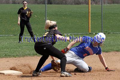 2011 Lady Chargers Softball / Norwalk