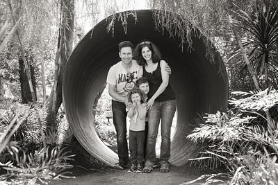 Levitis-Davidson Family