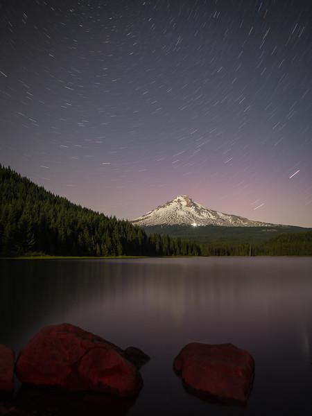 Oregon Star Strails from Trillium Lake 11x14.jpg
