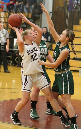 Dundee Girls Basketball 12-10-12