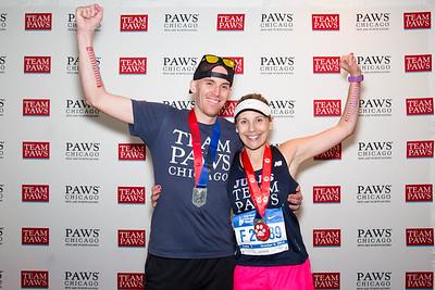 2016 - Team PAWS Chicago Marathon